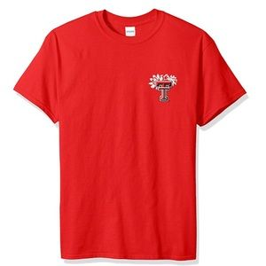 Texas Tech Red Raiders Want To Yell Tee NWT L